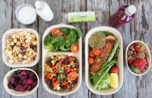 правильное питание белки жиры углеводы
