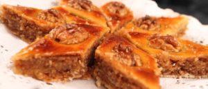 Пошаговый рецепт приготовления пахлавы