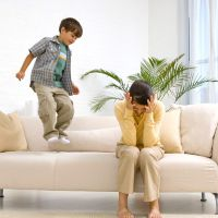 Взаимоотношения родителей и детей вседозволенность