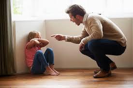 Взаимоотношения родителей и детей черезмерная строгость