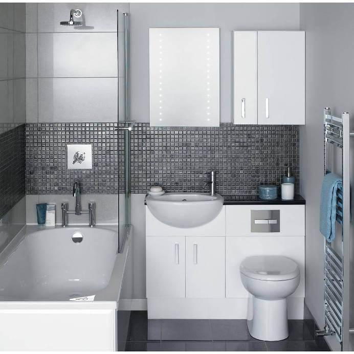 Все об обустройстве ванной комнаты от отделки до мебели