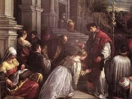 история о Святом Валентине
