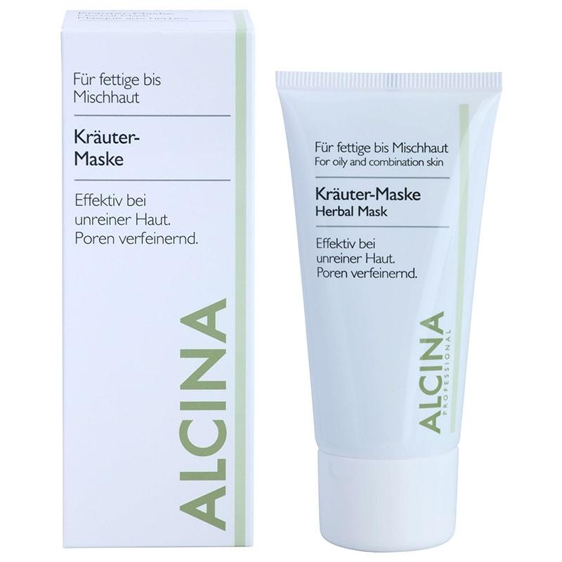 Маска Alcina Oil Skin