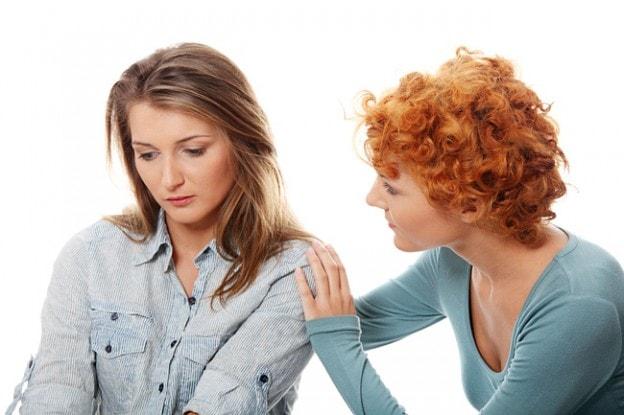 Одиночество женщины после развода
