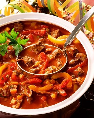 Пошаговый рецепт приготовления венгерский суп-