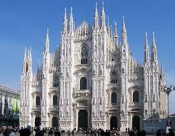 Характерные особенности готического стиля архитектура
