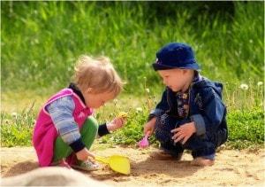 польза прогулок для детей