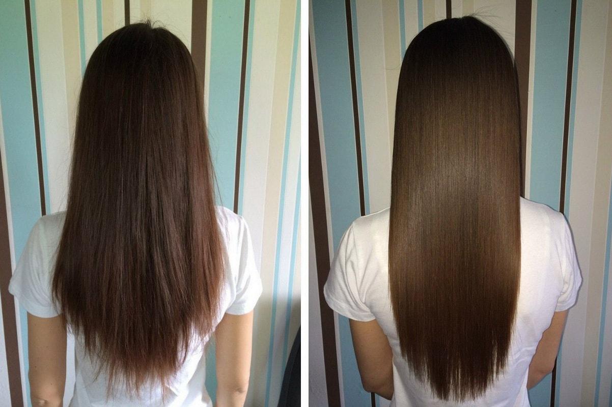 Ламинирование залог красоты волос горячее