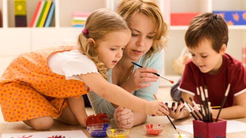 как подготовить ребенка к школе творческая деятельность