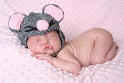 Ребенок первого месяца жизни - рекомендации родителям