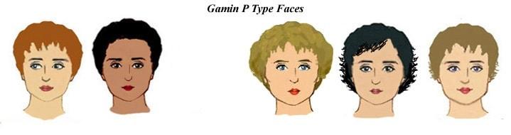 лицо гамина