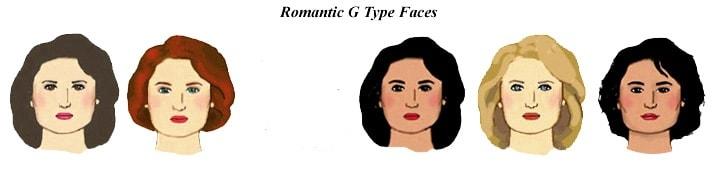 лицо романтика