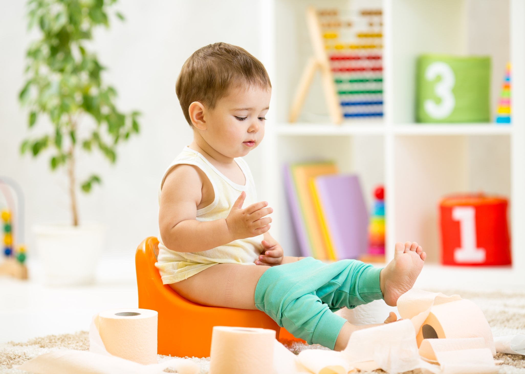Как приучить и с какого возраста ребенка к горшку. Есть ли разница в приучении мальчика и девочки