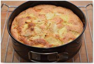 рецепт шарлотки с яблоками в духовке с фото