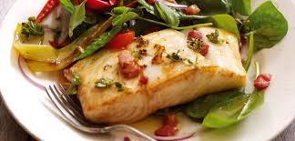 Пошаговый рецепт приготовления филе белой рыбы с овощами