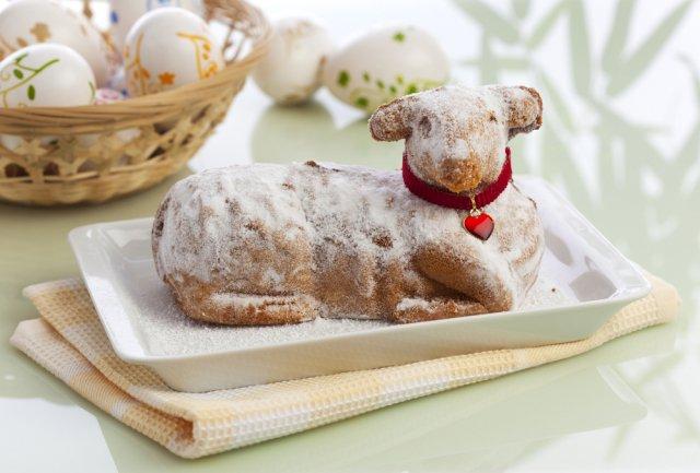 Пошаговый рецепт приготовления пасхального кекса