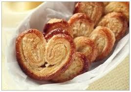 Пошаговый рецепт приготовления печенья сердечки с фисташками