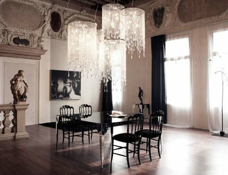 Характерные особенности готического стиля обустройство помещения, нюансы выбора мебели и декоративных элементов интерьера