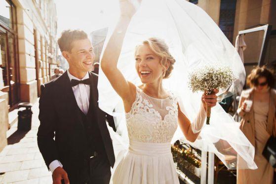 Как провести оригинальную свадьбу