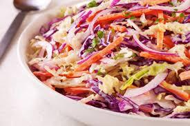 салат из краснокочанной капусты и картофеля